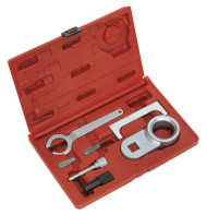 Sealey VSE5559 Diesel Engine Setting/Locking Kit - VAG 2.4/2.5D SDi/TDi/TDiCR - Belt Drive