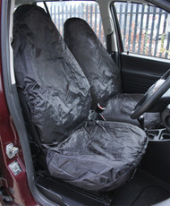 Sealey CSC6 Front Seat Protector Set 2pc Heavy-Duty