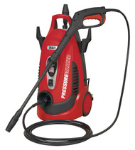 Sealey PW1750 Pressure Washer 120bar with TSS & Rotablast Nozzle 230V