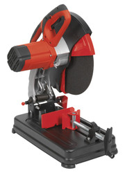 Sealey SM355D Cut-Off Saw ¯355mm 230V Abrasive Disc Portable