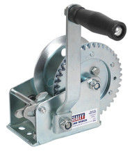 Sealey GWE1200M Geared Hand Winch 540kg Capacity