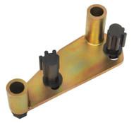 Sealey VSE5033 Camshaft Sprocket Locking Tool - Renault/Nissan/Vauxhall/Opel - Petrol 1.8/2.0 16v - (F4P/F4R(t)) - Belt Drive