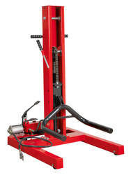 Sealey AVR1500FP Vehicle Lift 1.5tonne Air/Hydraulic with Foot Pedal