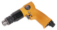 Siegen S01047 Air Drill ¯10mm 1800rpm Reversible