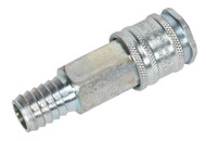 """Sealey AC82 Coupling Body Tailpiece for 1/2"""" Hose"""