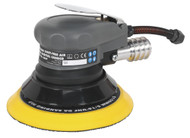 Sealey SA09 Air Palm Orbital Sander ¯150mm Dust-Free