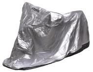 Sealey MCBM Motorcycle Coverall - Medium with Solar Panel Pocket