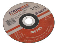 Sealey PTC/150C Cutting Disc ¯150 x 1.6mm 22mm Bore