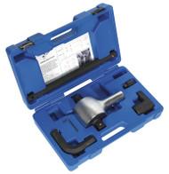 "Sealey AK6291 Torque Multiplier Set 7pc 1/2""-1""Sq Drive"