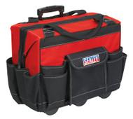Sealey AP512 Tool Storage Bag on Wheels 450mm Heavy-Duty