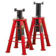 Sealey AS10 Axle Stands (Pair) 10tonne Capacity per Stand