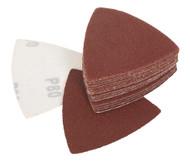Sealey SMTA5 Multi-Tool 80mm Sanding Sheet Set 20pc