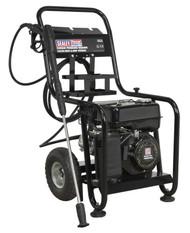Sealey PWM2500 Pressure Washer 220bar 600ltr/hr 6.5hp Petrol