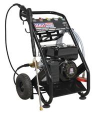 Sealey PWM2500SP Pressure Washer 220bar 600ltr/hr Self-Priming 6.5hp Petrol