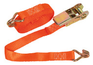 Sealey TD0845J Ratchet Tie Down 25mm x 4.5mtr Polyester Webbing 800kg Load Test