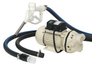 Sealey TP99230 AdBlue¨ Transfer Pump Portable 230V
