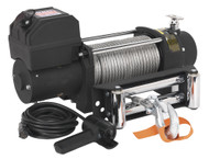 Sealey SRW4300 Self Recovery Winch 4300kg Line Pull 12V