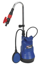 Sealey WPB50A Submersible Water Butt Pump 50ltr/min 230V