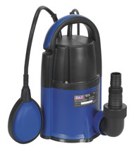 Sealey WPL117A Submersible Water Pump Automatic Low Level 2mm 117ltr/min 230V