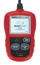 Sealey AL319 Autel EOBD Code Reader - Live Data