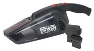 Sealey CPV72 Vacuum Cleaner Cordless Wet & Dry Rechargeable 7.2V