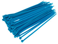 Sealey CT20048P100B Cable Tie 200 x 4.8mm Blue Pack of 100