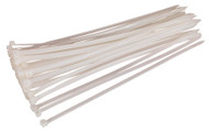 Sealey CT35076P50W Cable Tie 350 x 7.6mm White Pack of 50