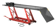 Sealey MC401A Motorcycle Lift 454kg Capacity Air/Hydraulic