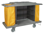 Sealey BM32 Janitorial/Housekeeping Cart
