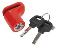 Sealey DL500 Motorcycle Disc Brake Lock ¯6mm
