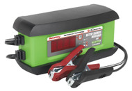Sealey SPI3S Intelligent Lithium Battery Charger 3Amp 12V