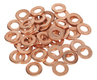 Sealey PS/000450 Stud Welding Washer 8 x 15 x 1.5mm Pack of 50