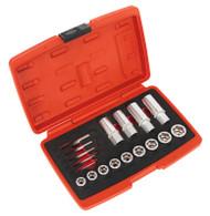 Sealey AK751 Bolt, Stud & Screw Extractor Set 18pc
