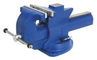 Sealey QAV200 Vice 200mm Quick Action Swivel Base Cast Iron
