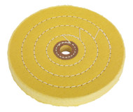 Sealey BG150BWC Buffing Wheel ¯150 x 13mm 13mm Bore Coarse