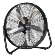 "Sealey HVF20 Industrial High Velocity Floor Fan 20"" 230V"