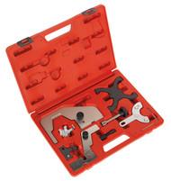 Sealey VSE6160 Petrol Engine Setting/Locking Kit - Ford, Volvo, Mazda 1.6 & 2.0 - Chain & Belt Drive