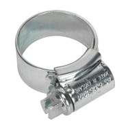 Sealey HCJ0 HI-GRIP¨ Hose Clip Zinc Plated ¯14-22mm Pack of 30