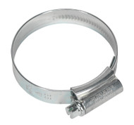 Sealey HCJ2 HI-GRIP¨ Hose Clip Zinc Plated ¯40-55mm Pack of 20