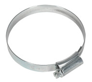 Sealey HCJ3X HI-GRIP¨ Hose Clip Zinc Plated ¯60-80mm Pack of 10