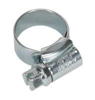 Sealey HCJM00 HI-GRIP¨ Hose Clip Zinc Plated ¯11-16mm Pack of 30
