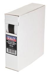 Sealey HST12708 Heat Shrink Tubing Black ¯12.7-6.4mm 8mtr