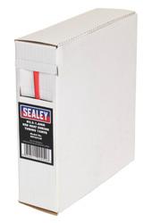 Sealey HST3215R Heat Shrink Tubing Red ¯3.2-1.6mm 15mtr