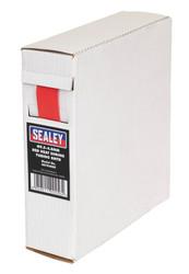 Sealey HST9508R Heat Shrink Tubing Red ¯9.5-4.8mm 8mtr