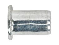 Sealey TIRM5 Threaded Insert (Rivet Nut) M5 Regular Pack of 50