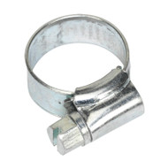 Sealey SHC00 Hose Clip Zinc Plated ¯13-19mm Pack of 30