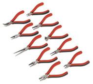 Sealey AK8578 Mini Pliers Set 10pc