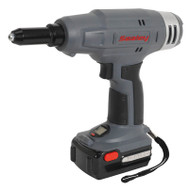 Sealey CP313 Cordless Riveter 18V 1.5Ah Lithium-ion 1hr Charger