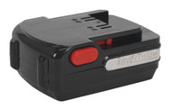 Sealey CP313BP Cordless Power Tool Battery 18V 1.5Ah Li-ion for CP313
