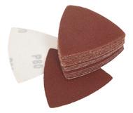 Sealey SMTA7 Multi-Tool 90mm Sanding Sheet Set 20pc